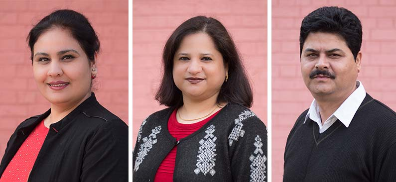 Three UFV India professors preparing to transfer to Canada